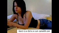 Dark Haired Webcam Girl Free Live Sex Porn