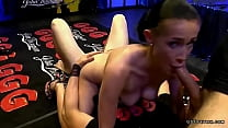 Nicole love gets anal and cums and she gives oral