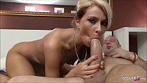 White Monster Cock old Guy Fuck Skinny German Teen Anni