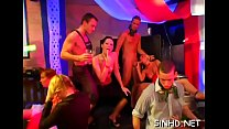 Erotic and exceedingly wild group jamming
