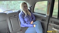 Fake Taxi blonde gets backseat discount pornhub video