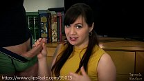 Librarian Becomes Succubus and Drains You - starring Tammie Madison