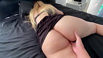 I caught my step daughter s. and fucked her (cum in her tits)