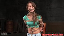 Humiliated submissive babe getting toyed's Thumb