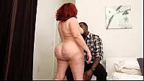 Busty MILF PAWG Marcy Diamond Loves Big Black Cock's Thumb