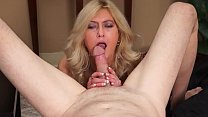 MILF Gives Smoking Blow Job Before Getting Fuck...