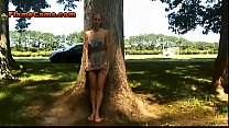 Amateur Exhibitionist In The Park Preview
