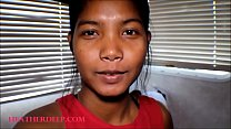 HD Thai teen asian heher deep give  deep thro creamthro before bed time - 9Club.Top