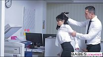 Office Obsession - The Secretary  starring  Rina Ellis clip thumbnail