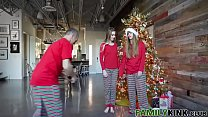 Daddy And Daughter Christmas Cheer Preview