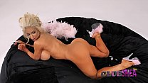 Nicolette Shea,Nina Elle,Victoria June - The Bean Bag