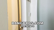 BANGBROS - Step Brother Goes Deep in Aaliyah Hadid's Ass thumbnail