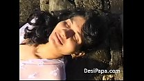 porn video of Indian babe getting fucked at sea side outdoor fuck