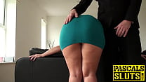 Mature Montse Swinger enjoys getting drilled me... Thumbnail