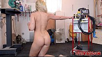Horny housewife analsex preview image