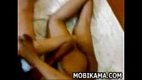 Image: Indore bhabhi fuck with servant and driver while hubby records