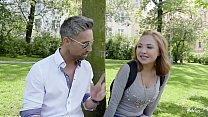 BITCHES ABROAD - Sexy Russian tourist Lexy Star gets pleased in steamy fuck