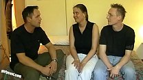 Chubby Kerstin Casting - Hubby protested