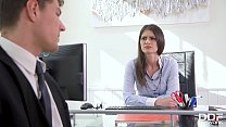 Stud Fucked Real Hard lana Seymour in the Office Image