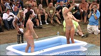amateur nude contest at this years nudes a poppin festival in indiana thumbnail