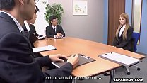 Mariru lasts sexual harrasment so that she gets the job video