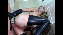 stockings latex in Anal