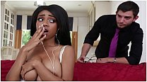 BANGBROS - Busty Teen Brittney White Caught By ...