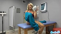 CamSoda - Nurse420 Masturbates at Work during lunch