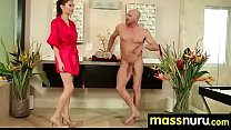 Naughty chick gives an amazing Japanese massage 5 />                             <span class=