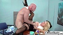 Big Round Tits Girl (alix lynx) Get Banged In Office clip-02 preview image