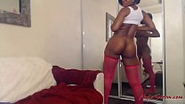 Ebony Nyla Storm is The Easter Bunny