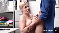 MILF Ryan Keely By Cop For Anal