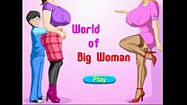 World of Big Woman - Adult Android Game - hentaimobilegames.blogspot.com