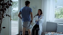 Doctor Aunt Saves My Cock From Damnation - Silvia Saige, Jake Adams