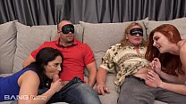 Trickery - Bored Wifes Sheena Ryder and Lacy Lennon Swap Husbands صورة