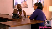 7408 Adventurous couple searches for threesome partners preview