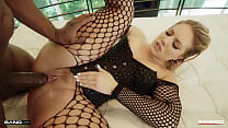 Rammed - Candice Dare Takes On A Big Black Cock