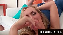 Do The Wife - Cuckolding Wives Getting Pumped Full of Seed Compilation 3