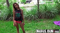 Mofos - Pervs On Patrol - Melissa Moore - Tanning Teen Likes It Rough preview image