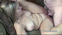 9646 Blonde Liisa getting pounded in her mature twat preview