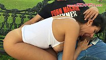 Silvia Santez Mexican brunnete Slut fucks a guy she just met @sexmexnetwork thumbnail