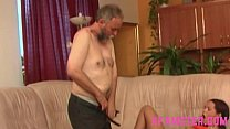 Petite stepdaughter pigtails get fucked long ha...