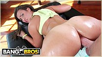 BANGBROS - Big Booty Latin Babe Kelsi Monroe Gets Anal From Legendary Stud Mike Adriano