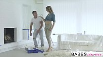 Babes - Step Mom Lessons - (Matt Ice) and (Antonia Sainz) - Dont Drop the Load image