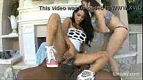 Sara Jay And Amy Anderssen's First Video