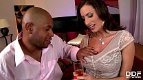 Early days Interracial for Busty Sex Goddess Se... Thumbnail