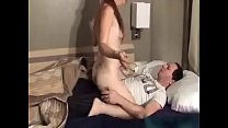 Daughter forced daddy to cum in her