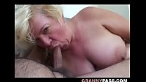Chubby Granny Still Loves Fucking preview image
