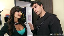 Free Brazzers videos tube - Busty Ms. Ann has just gotten a new shipment of paintings  her art gal - 9Club.Top