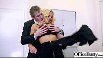 Office Sex Tape With Naughty Lovely Bigtits Gir...